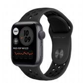 Apple Watch Nike Seri 6 40mm Space Gray Alüminyum Kasa ve Antrasit Spor Kordon M00X3TU/A