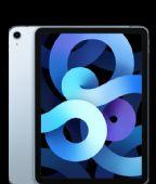 Apple iPad Air 10.9 inç Wi-Fi + Cellular 256GB Gök Mavisi