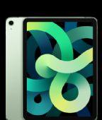 Apple iPad Air 10.9 inç Wi-Fi + Cellular 256GB Yeşil