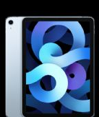 Apple iPad Air 10.9 inç Wi-Fi + Cellular 64GB Gök Mavisi
